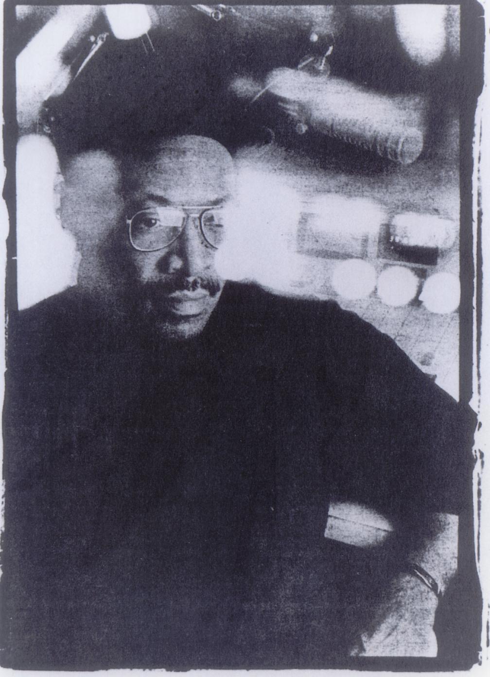 Lloyd Daniel - Photo  in studio taken from THE PITCH