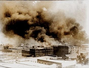 Tulsa Resistance of 1921  Photo  (9-24-09)